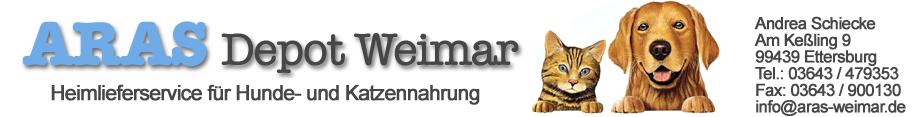 ARAS Depot Weimar